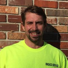 Timmy Elkins - Installation Technician - Rheaco Service Dayton, TN